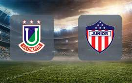 Union La Calera - Atletico Junior