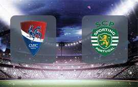 Gil Vicente - Sporting CP